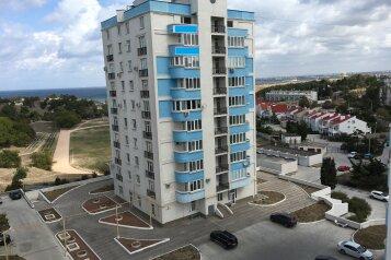 1-комн. квартира, 64 кв.м. на 4 человека, улица Павла Дыбенко, Севастополь - Фотография 2