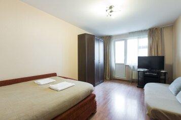 1-комн. квартира, 39 кв.м. на 3 человека, Игната Титова, 7, Москва - Фотография 1
