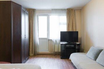1-комн. квартира, 39 кв.м. на 3 человека, Игната Титова, Москва - Фотография 3