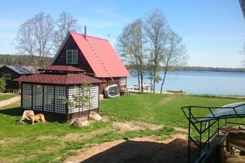 Дом на берегу озера, 300 кв.м. на 25 человек, деревня Заречье, 5, Осташков - Фотография 3