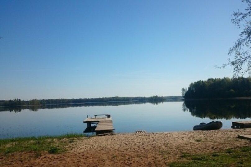 Дом на берегу озера, 300 кв.м. на 25 человек, деревня Заречье, 5, Осташков - Фотография 4