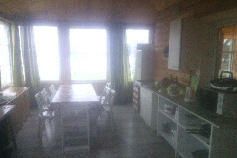 Дом на берегу озера, 300 кв.м. на 25 человек, деревня Заречье, 5, Осташков - Фотография 12