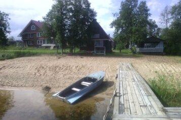 Дом на берегу озера, 300 кв.м. на 25 человек, деревня Заречье, 5, Осташков - Фотография 2
