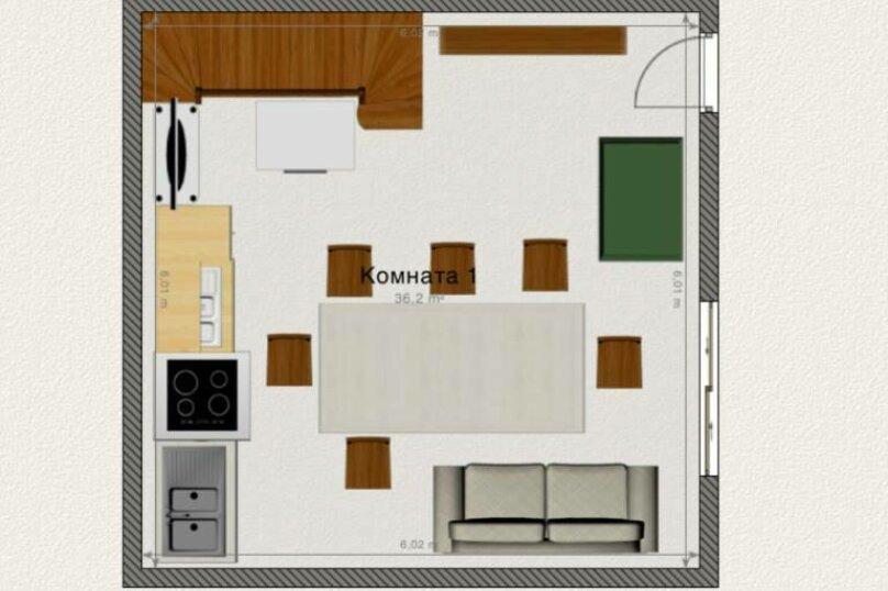 Дом, 70 кв.м. на 4 человека, 2 спальни, Заповедная, 1, Андреаполь - Фотография 2