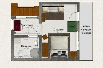 Дом, 70 кв.м. на 4 человека, 2 спальни, Заповедная, 1, Андреаполь - Фотография 3