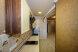 Люкс двухкомнатный с террасой и видом на море:  Квартира, 5-местный (4 основных + 1 доп), 2-комнатный - Фотография 55