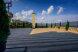 Люкс двухкомнатный с террасой и видом на море:  Квартира, 5-местный (4 основных + 1 доп), 2-комнатный - Фотография 57