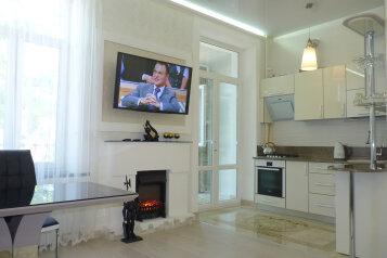 3-комн. квартира, 80 кв.м. на 5 человек, проспект Нахимова, Севастополь - Фотография 1