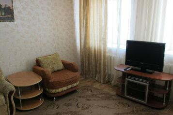 1-комн. квартира, 57 кв.м. на 5 человек, улица Петра Смородина, Липецк - Фотография 2