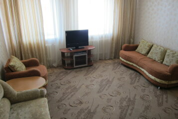 1-комн. квартира, 57 кв.м. на 5 человек, улица Петра Смородина, Липецк - Фотография 4