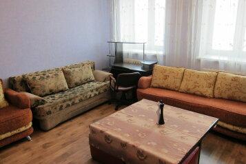 2-комн. квартира, 75 кв.м. на 5 человек, улица Петра Смородина, Липецк - Фотография 3