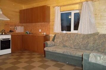 Коттедж в п. Прибытково, 70 кв.м. на 9 человек, 4 спальни, пос. Прибытково, ул. Лесная, Гатчина - Фотография 2