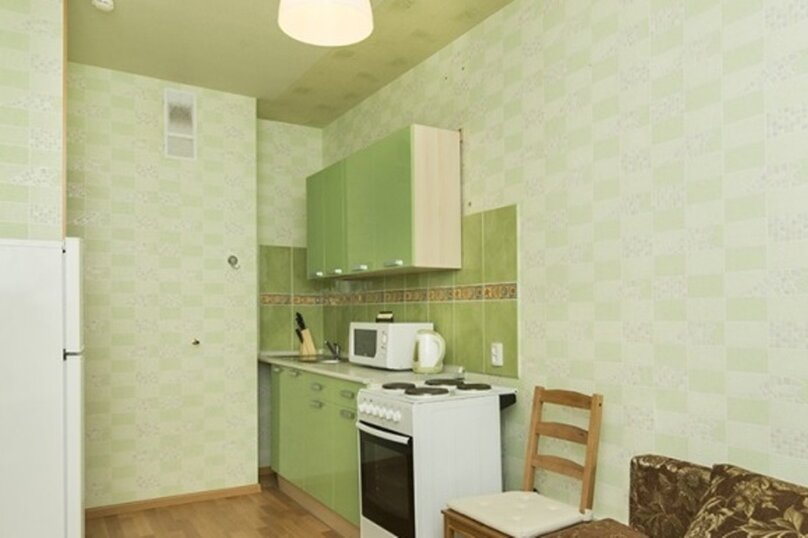 1-комн. квартира, улица Алексеева, 45, Красноярск - Фотография 11