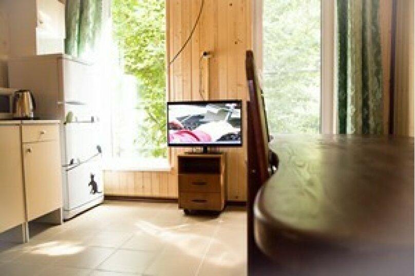 Коттедж в поместье на берегу оз. Сиркоярви на 6 человек, 2 спальни, Деревня Гарболово, Коттедж № 7, Всеволожск - Фотография 6