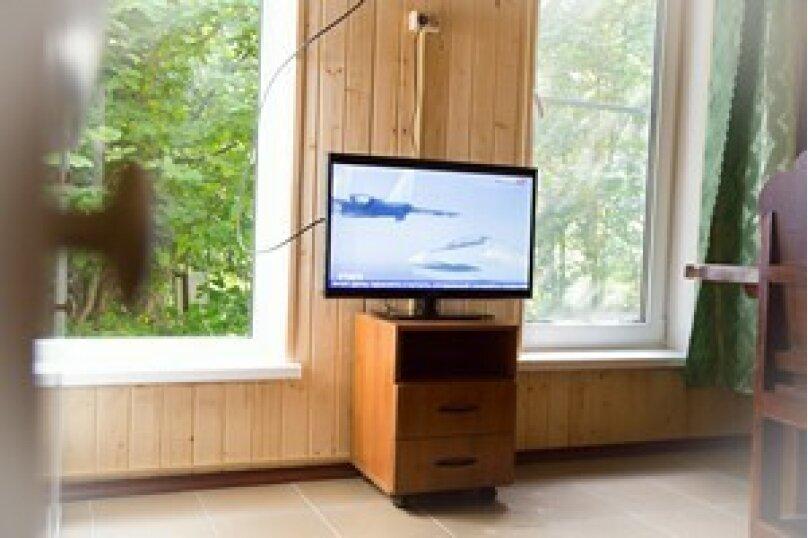 Коттедж в поместье на берегу оз. Сиркоярви на 6 человек, 2 спальни, Деревня Гарболово, Коттедж № 7, Всеволожск - Фотография 8