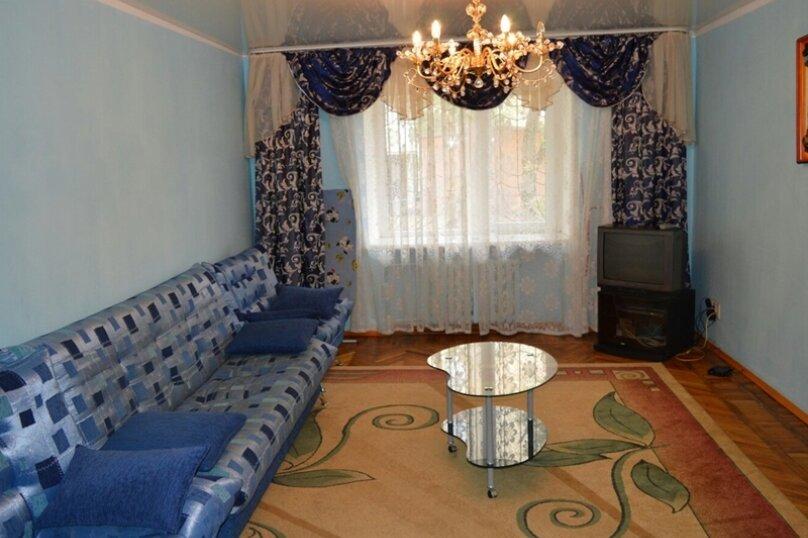2-комн. квартира, 60 кв.м. на 4 человека, площадь Ленина, 15, Воронеж - Фотография 3