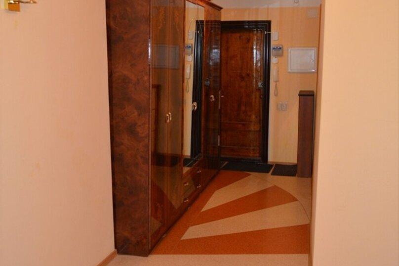 2-комн. квартира, 60 кв.м. на 4 человека, площадь Ленина, 15, Воронеж - Фотография 6