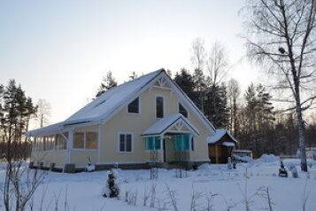 Отдых на берегу  красивого озера в уютном домике на 14 человек, 6 спален, Деревня Гарболово, Всеволожск - Фотография 1