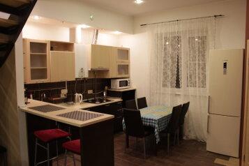Таунхаус, 100 кв.м. на 8 человек, 2 спальни, Цветочная улица, Банное - Фотография 4