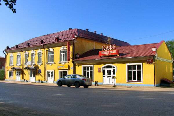Гостиница, Красная улица, 104 на 38 номеров - Фотография 1