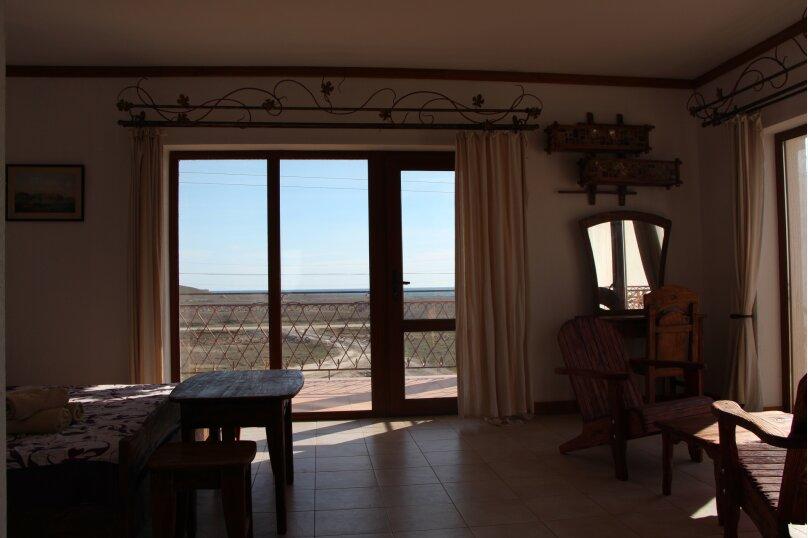 Студио с балконами, Мыс Меганом, 1, Судак - Фотография 4