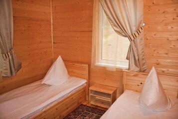 Коттедж в Новой Слободе, 48 кв.м. на 6 человек, 2 спальни, Новая Слобода, Лодейное Поле - Фотография 3