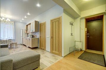 1-комн. квартира, 58 кв.м. на 4 человека, набережная реки Фонтанки, 50, Центральный район, Санкт-Петербург - Фотография 3