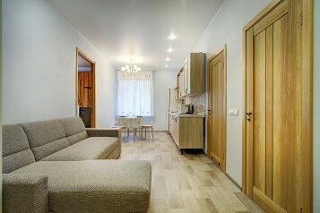 1-комн. квартира, 58 кв.м. на 4 человека, набережная реки Фонтанки, 50, Центральный район, Санкт-Петербург - Фотография 4
