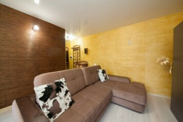 2-комн. квартира, 54 кв.м. на 4 человека, улица Диктатуры Пролетариата, Красноярск - Фотография 4