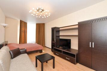 1-комн. квартира, 76 кв.м. на 4 человека, улица Бажова, Екатеринбург - Фотография 1