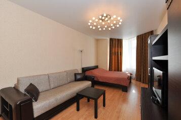 1-комн. квартира, 76 кв.м. на 4 человека, улица Бажова, Екатеринбург - Фотография 3