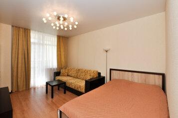 1-комн. квартира, 76 кв.м. на 4 человека, улица Бажова, Екатеринбург - Фотография 2