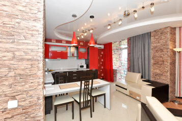 1-комн. квартира, 44 кв.м. на 4 человека, улица Шевченко, 20, Екатеринбург - Фотография 4