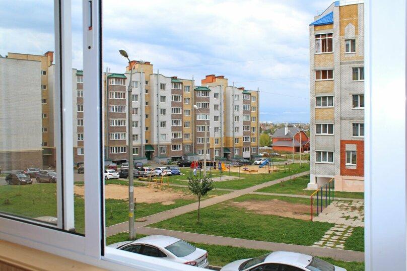 2-комн. квартира, 58 кв.м. на 4 человека, улица Фёдора Гладкова, 32, Чебоксары - Фотография 6