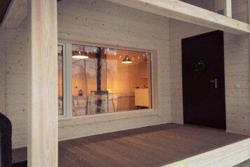 Коттедж на берегу оз. Ахвенлампи, 40 кв.м. на 4 человека, 1 спальня, Ахвенлампи, Лахденпохья - Фотография 2