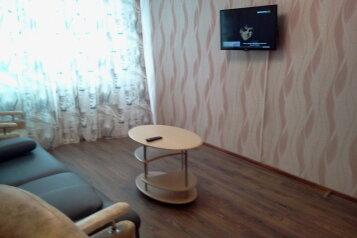 3-комн. квартира, 60 кв.м. на 6 человек, Олимпийская улица, 21, Кировск - Фотография 1