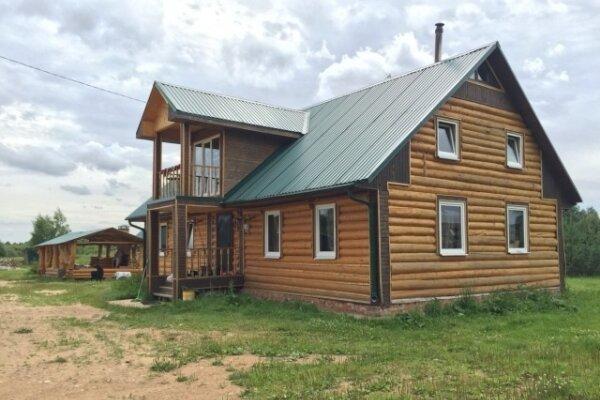 Дом в окружении леса, 170 кв.м. на 15 человек, Кокошилово, 5, Ржев - Фотография 1