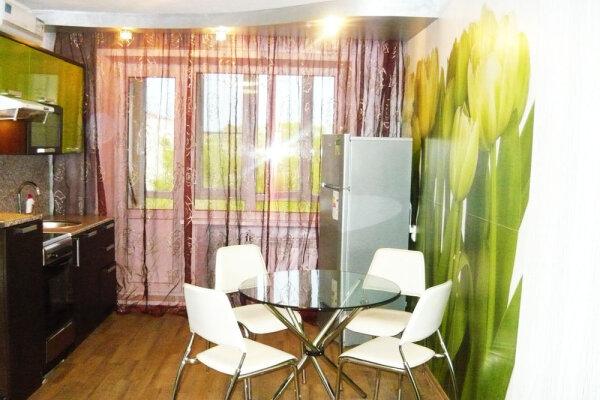 3-комн. квартира, 51 кв.м. на 6 человек, улица Кирова, 84, Новокузнецк - Фотография 1