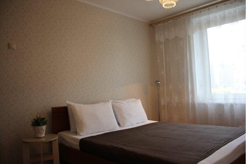 2-комн. квартира, 42 кв.м. на 4 человека, улица Архитектора Власова, 39, Москва - Фотография 1