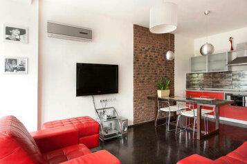 2-комн. квартира, 55 кв.м. на 4 человека, Большая Васильковская улица, 54, Киев - Фотография 2