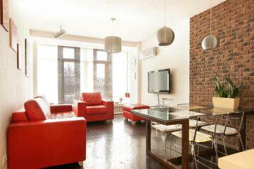 2-комн. квартира, 55 кв.м. на 4 человека, Большая Васильковская улица, 54, Киев - Фотография 3