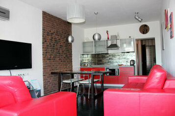 2-комн. квартира, 55 кв.м. на 4 человека, Большая Васильковская улица, 54, Киев - Фотография 4