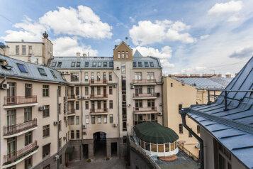 3-комн. квартира, 100 кв.м. на 8 человек,  13-я линия Васильевского острова, 42, Санкт-Петербург - Фотография 4