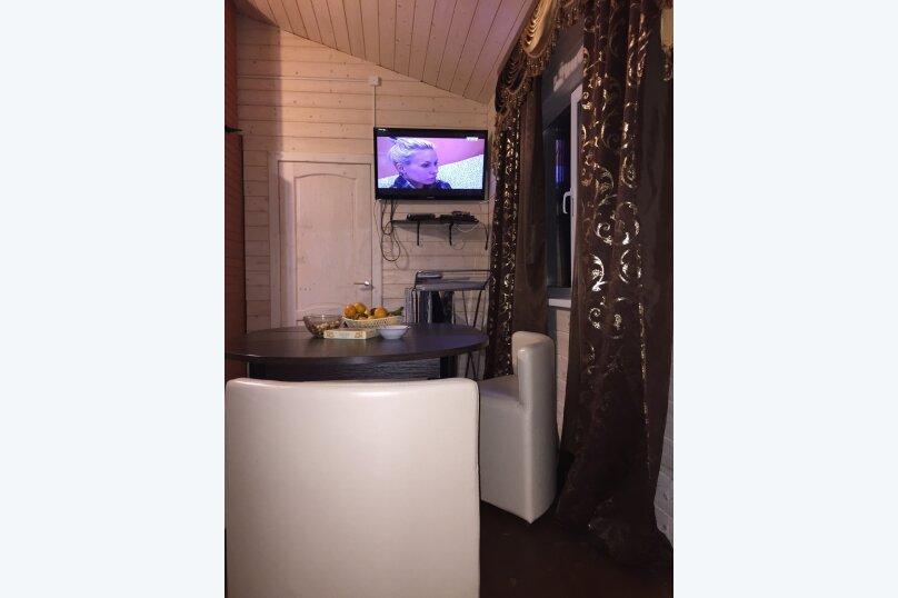 Дом на полуострове в берёзовой роще , 100 кв.м. на 6 человек, 2 спальни, д. Нижние Котицы, ул. Берёзовая, 1, Осташков - Фотография 14