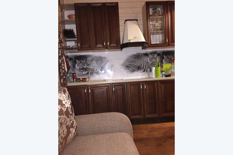 Дом на полуострове в берёзовой роще , 100 кв.м. на 6 человек, 2 спальни, д. Нижние Котицы, ул. Берёзовая, 1, Осташков - Фотография 15