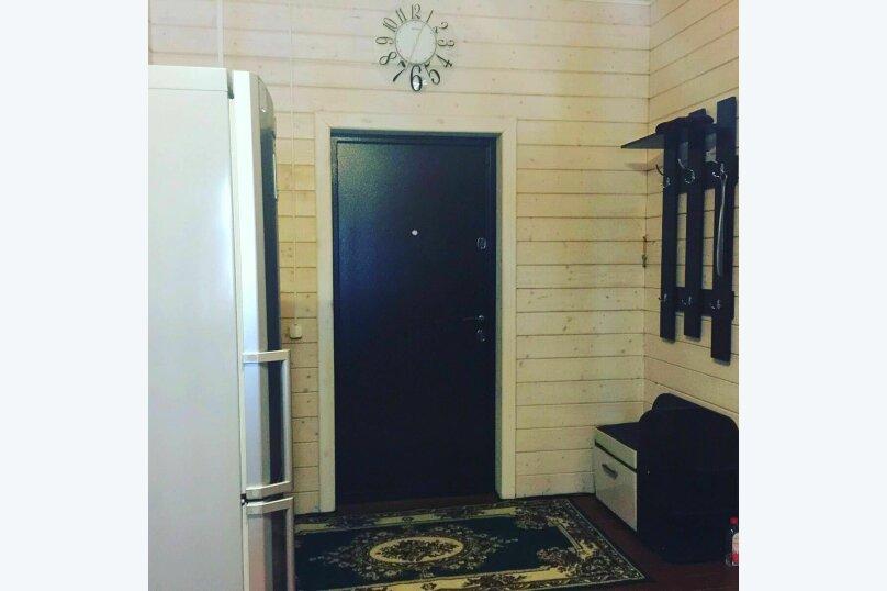 Дом на полуострове в берёзовой роще , 100 кв.м. на 6 человек, 2 спальни, д. Нижние Котицы, ул. Берёзовая, 1, Осташков - Фотография 19
