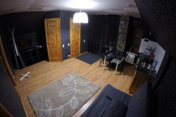 Гостевой дом в Шерегеше, 70 кв.м. на 4 человека, 2 спальни, Дзержинского, 42А, Шерегеш - Фотография 1