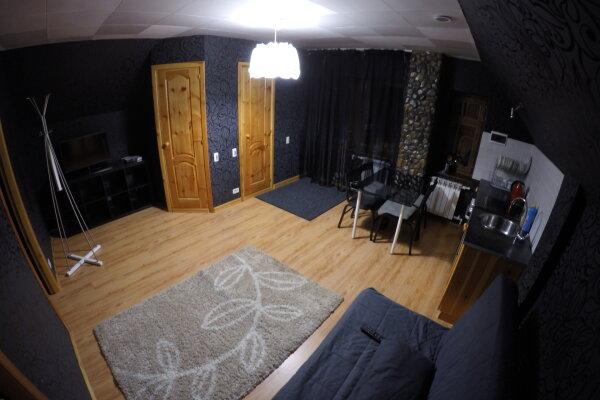 Гостевой дом в Шерегеше, 70 кв.м. на 4 человека, 2 спальни
