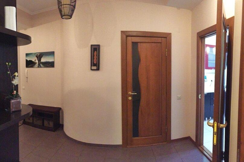 2-комн. квартира, 75 кв.м. на 4 человека, улица Павла Дыбенко, 24, Севастополь - Фотография 8