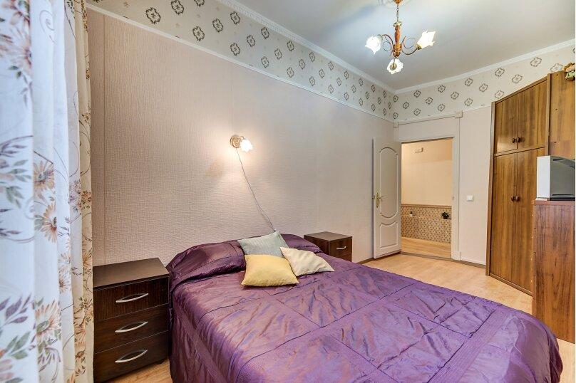 2-комн. квартира, 47 кв.м. на 4 человека, Мытнинская, 16, Санкт-Петербург - Фотография 5